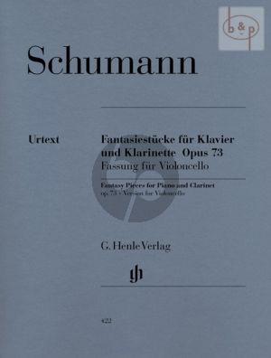 Fantasiestucke Op.73 (Version Violoncello)