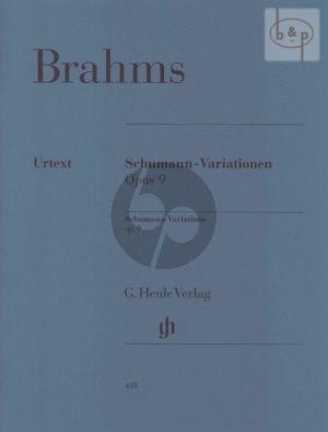 Schumann Variationen Op.9