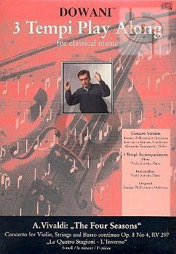 Concerto Op.8 No.4 f-minor RV 297 Winter