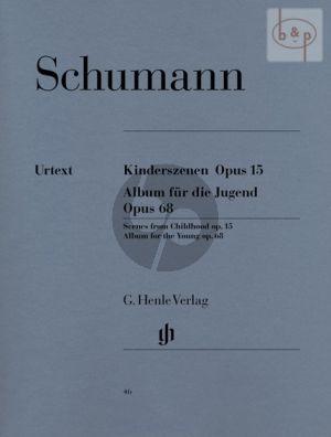 Kinderszenen Op.15 - Album fur die Jugend Op.68