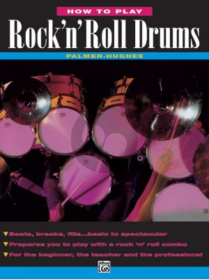Hughes-Palmer How to Play Rock & Roll Drums