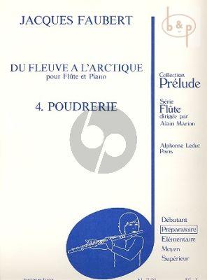 Poudrerie (No.4 du Fleuve a l'Arctique)