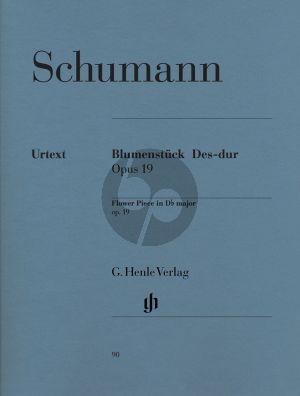 Blumenstuck Op.19