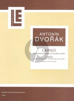 Dvorak Largo aus Symphonie No.9 'Aus de Neuen Welt' Orgel