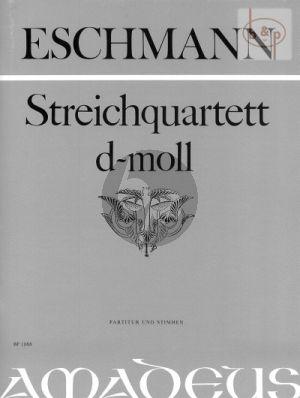 Quartet d-minor (Score/Parts)