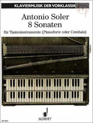 8 Sonaten