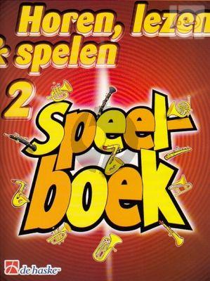 Horen, Lezen & Spelen Vol.2 Fluit Speelboek