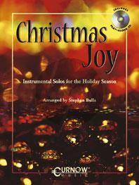 Bulla Christmas Joy for Clarinet (Bk-Cd)
