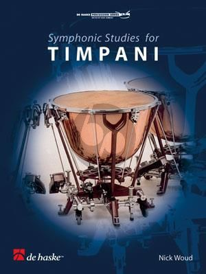 Woud Symphonic Studies for Timpani (edited by Gert Bomhof)