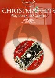 Guest Spot Christmas Hits Playalong for Clarinet