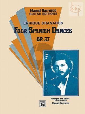 4 Spanish Dances Op.37