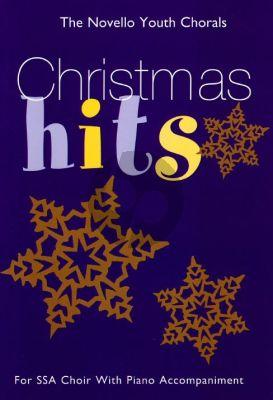 Christmas Hits (SSA-Piano) (arr. Berty Rice)