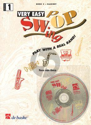 Gorp Very Easy Swop Vol.3 Clarinet Bk-Cd (Grade 1)