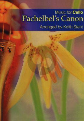 Pachelbel Canon Cello - Piano (Arr. Stent)