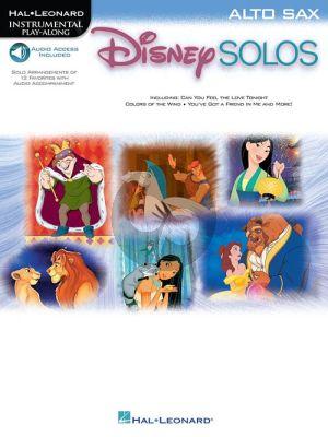Disney Solos Altosax