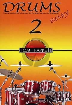 Hapke Drums Easy 2 (german edition)