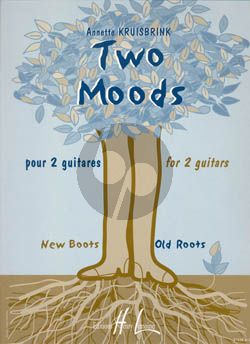 Kruisbrink 2 Moods 2 Guitars