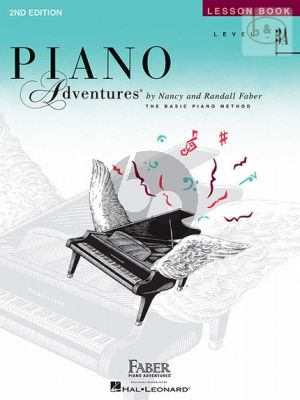 Piano Adventures Lesson Book Level 3A (Second Edition)