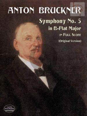 Symphony No.5 B-flat major (Full Score)