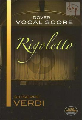 Rigoletto (Vocal Score)