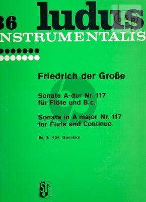 Sonate A-dur (No.117)