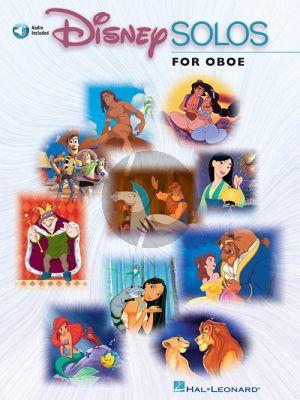 Disney Solos Oboe