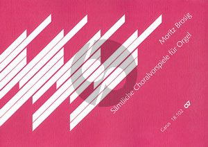 Brosig Samtliche Choralvorspiele Orgel (Rudolf Walter)