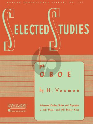 Selected Studies for Oboe