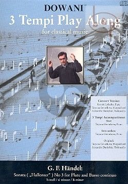 Hallenser Sonate No.3 B-minor