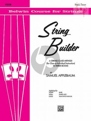 String Builder Vol.3 Violin