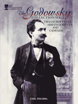 Godowsky Collection Vol.2 (Transcriptions, Arrangements and Cadenzas)