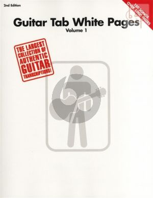 Guitar Tab White Pages Vol.1