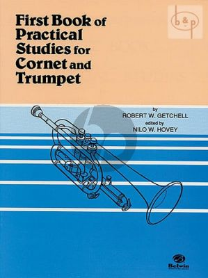 First Book of Practical Studies for Cornet or Trumpet