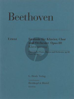 Fantasie c-moll Op.80
