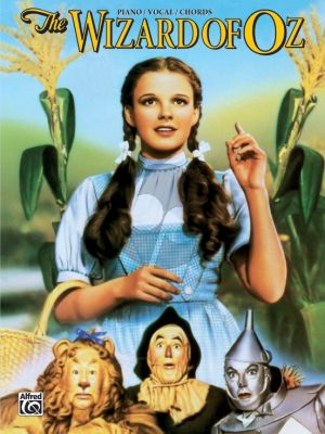 Arlen Wizard of Oz Piano-Vocal-Chords (Movie Selections)