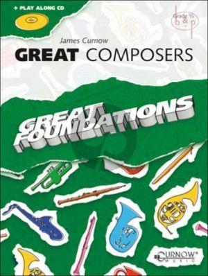 Great Composers (Trombone/Euphonium[BC]) (Bk-Cd)