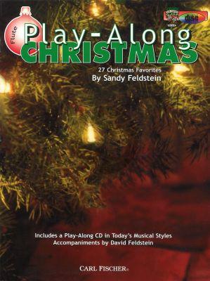 Christmas Playalong (27 Favorites) (Flute) (Bk-Cd) (Feldstein)