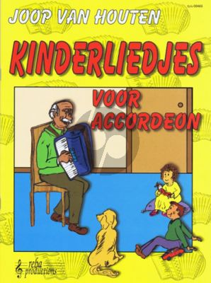 Kinderliedjes voor Akkordeon (of Keyboard)