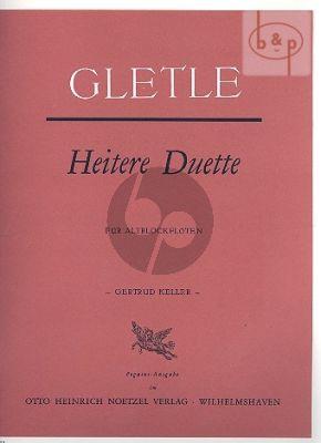 Heitere Duette in 4 Suiten
