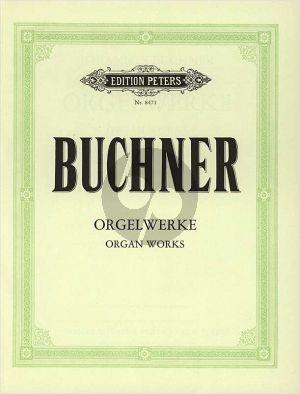 Buchner Orgelwerke (Auswahl) (J.H.Schmidt)