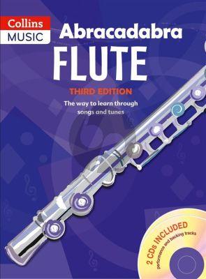 Pollock Abracadabra Flute (third ed.) (Bk-2 CD's)