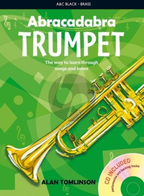 Tomlinson Abracadabra for Trumpet (The Way to Learn through Songs and Tunes) (Bk-Cd)