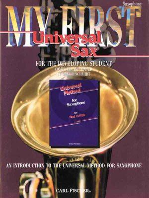 Schmidt My First Universal Sax (after Paul Deville Method)