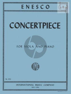 Concertpiece Viola-Piano