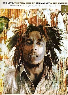 Marley One Love Voice with Guitar (tab.)