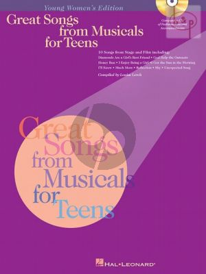 Great Songs from Musicals for Teens (Young Women's Edition)