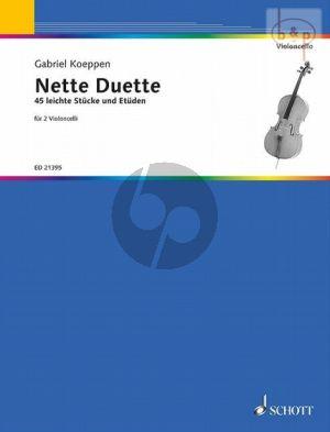 Nette Duette 2 Violoncellos