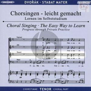 Stabat Mater Op.58 (Tenor Chorstimme)