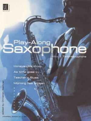 Playalong Saxophone Bk-Cd (Blues, Boogie, Ballads) (arr. Christian Bachner)