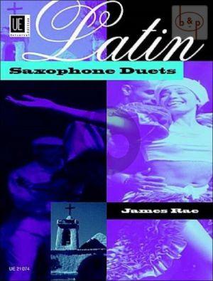 Latin Saxophone Duets